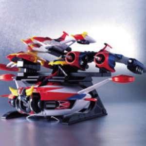 超合金魂 GX-04S UFOロボグレンダイザー宇宙の王者セット