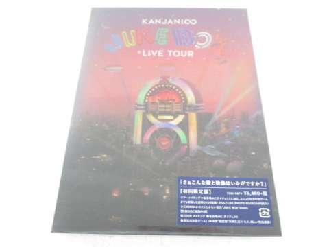 関ジャニ∞ DVD LIVE TOUR JUKE BOX 初回限定盤