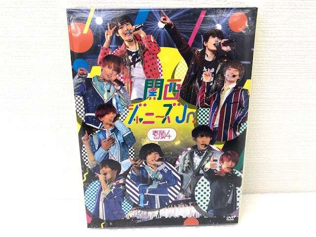 関西ジャニーズJr. なにわ男子 DVD 素顔4 ジャニーズアイランドストア オンライン限定