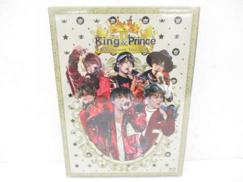 King & Prince DVD/Blu-ray First Concert Tour 2018 初回限定盤