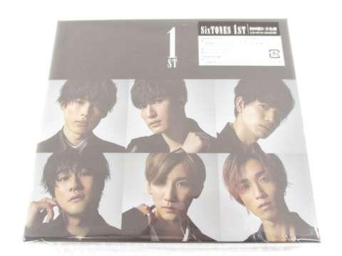 SixTONES CD 1ST 初回盤B 音色盤
