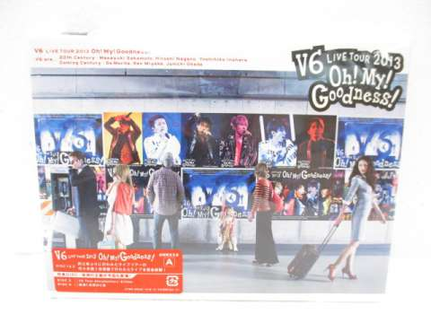 V6 DVD Oh! My! Goodness!  初回生産限定盤A