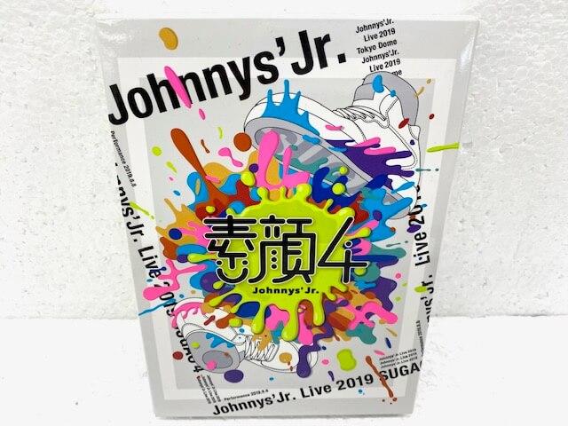 素顔4 DVD ジャニーズJr.盤