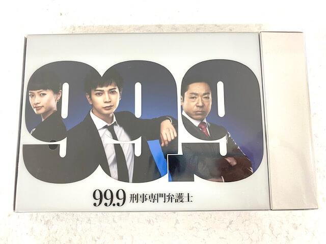 嵐 松本潤 Blu-ray BOX 99.9 刑事専門弁護士 未開封