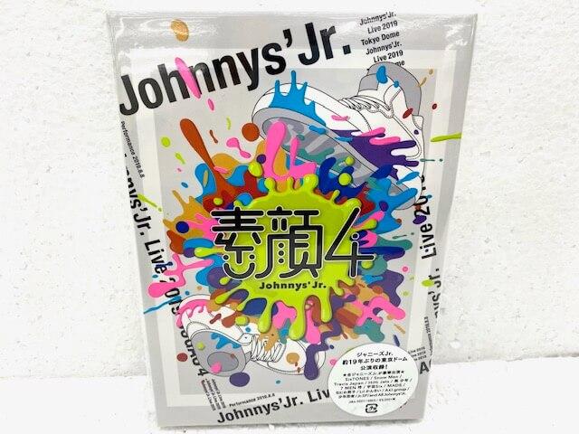 ジャニーズJr. DVD 素顔4 ジャニーズJr.盤 未開封