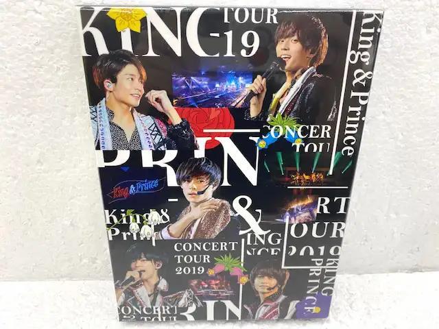 King & Prince Blu-ray CONCERT TOUR 2019 初回限定盤 未開封