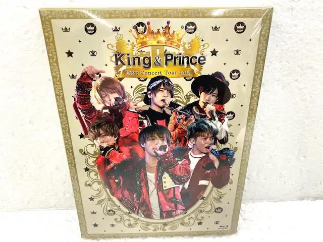 King & Prince Blu-ray First Concert Tour 2018 初回限定盤 未開封